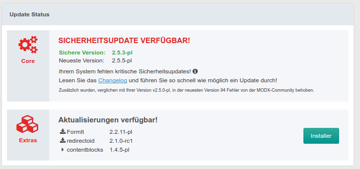 status update pl