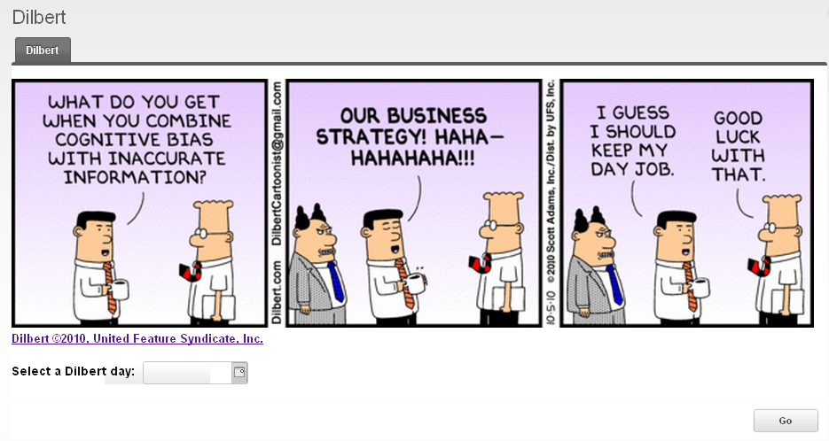 The Debut  ic Strips Of 10 Famous Cartoons in addition Jatimpossible likewise Dilbert 26 as well Jargon Fails To  municate also Are Leaders Born Or Made. on dilbert cartoons on leadership